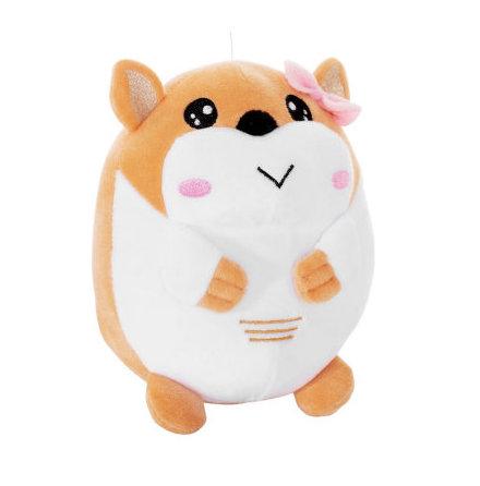 Hundleksak Kawaii Hamster 18cm
