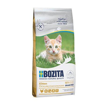 Bozita Kitten Grain Free Kyckling