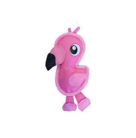 Hundleksak Fire biterz flamingo s/m