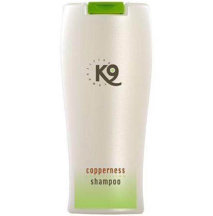 Copperness shampo för rödbruna hundar & katter 300 ml