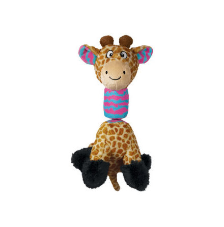 Hundleksak Stretchezz Tugga Giraffe S, Kong