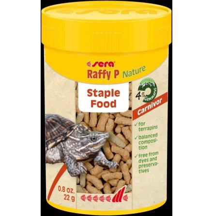 Raffy P Nature pellets 100 ml/22 g carnivor