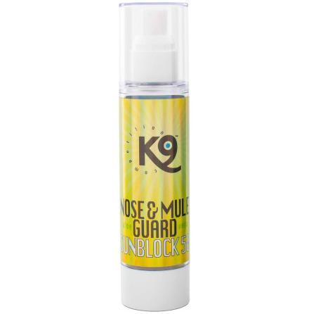 K9 Nose & Mule guard solskyddsfaktor 50, 100 ml