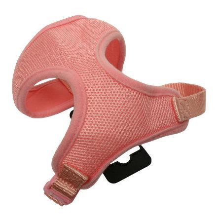 Sele hund mesh XS 24-28cm Rosa