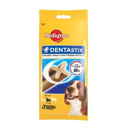 Dentastix medium 180gr 7st Pedigree