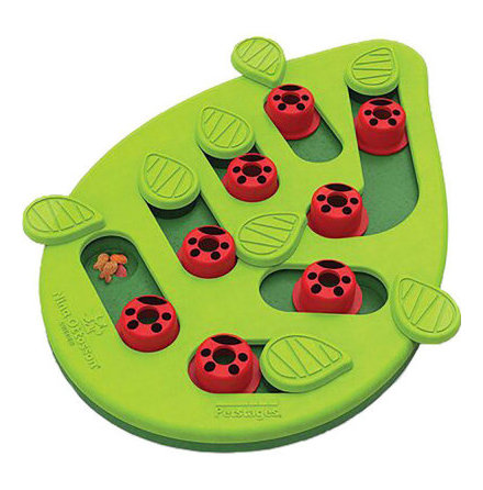 Kattleksak puzzle & play buggin out