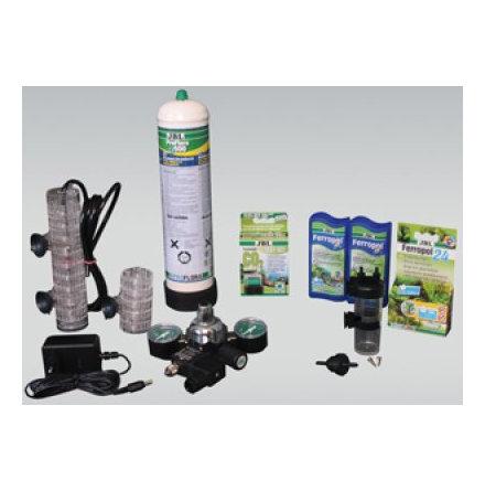 Proflora u502 Co2 system med engångsflaska och nattavstägning